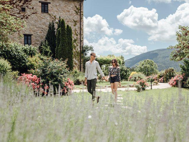Il matrimonio di Klaida e Andrea a Assisi, Perugia 10