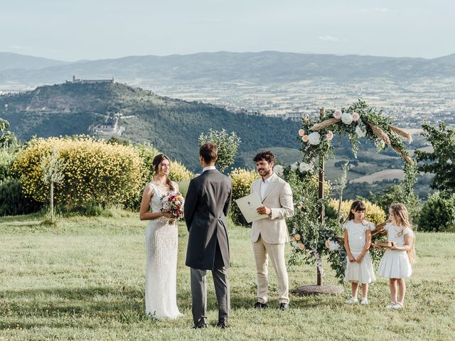 Il matrimonio di Klaida e Andrea a Assisi, Perugia 37
