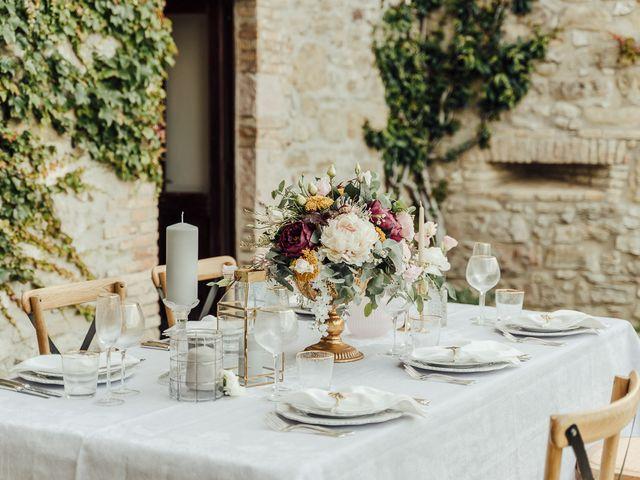 Il matrimonio di Klaida e Andrea a Assisi, Perugia 49