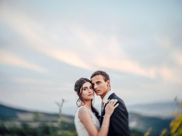 Il matrimonio di Klaida e Andrea a Assisi, Perugia 58