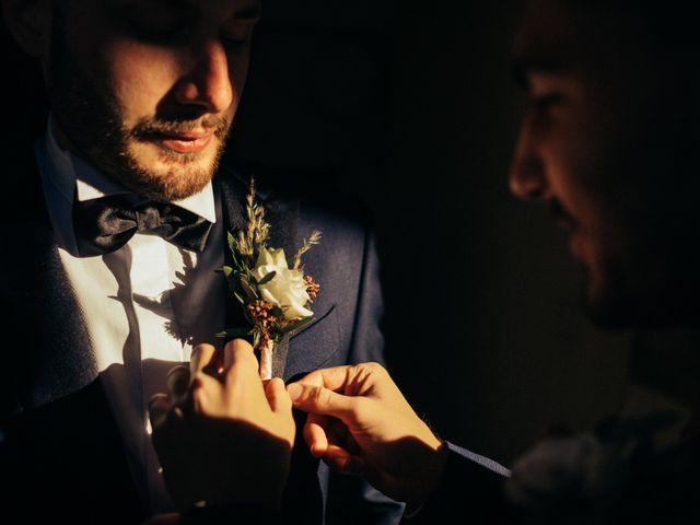 Il matrimonio di Mattia e Fabiola a Briosco, Monza e Brianza 4