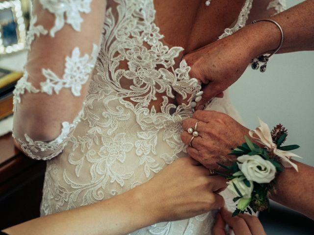 Il matrimonio di Mattia e Fabiola a Briosco, Monza e Brianza 14