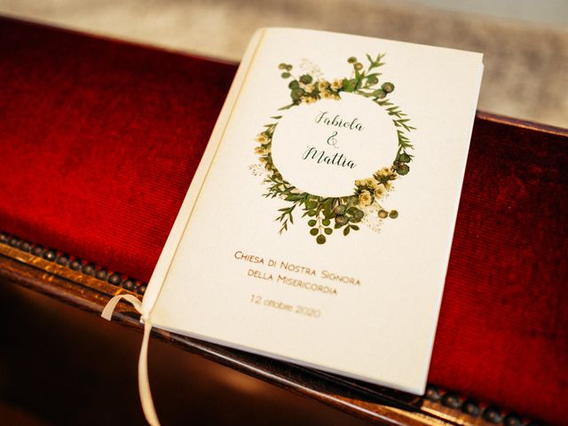 Il matrimonio di Mattia e Fabiola a Briosco, Monza e Brianza 18