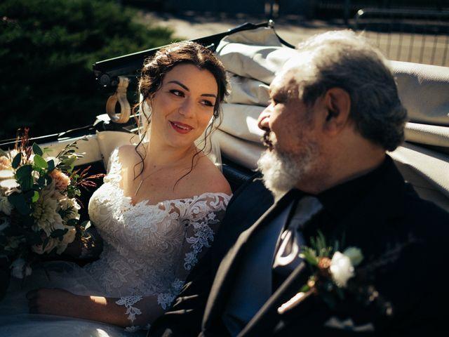 Il matrimonio di Mattia e Fabiola a Briosco, Monza e Brianza 21