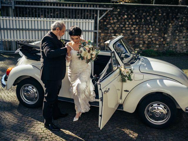 Il matrimonio di Mattia e Fabiola a Briosco, Monza e Brianza 22