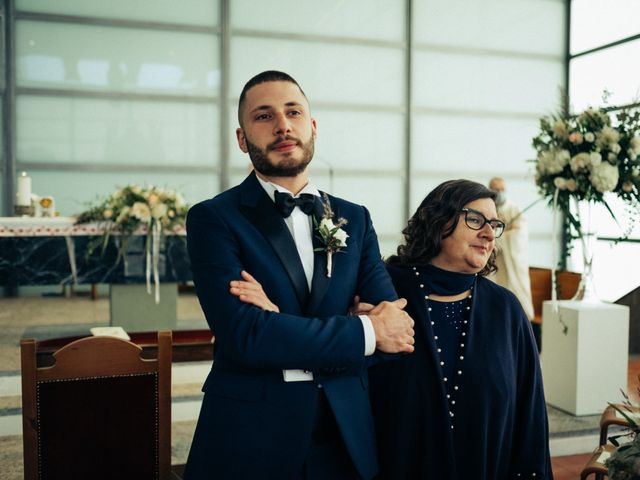 Il matrimonio di Mattia e Fabiola a Briosco, Monza e Brianza 23
