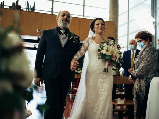 Il matrimonio di Mattia e Fabiola a Briosco, Monza e Brianza 25