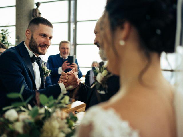 Il matrimonio di Mattia e Fabiola a Briosco, Monza e Brianza 26