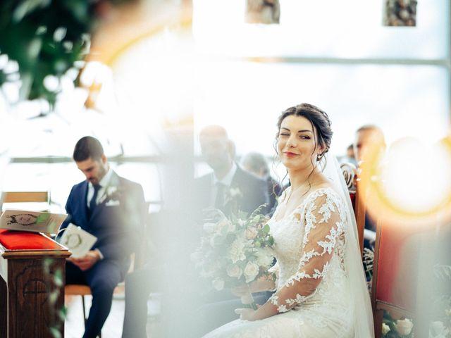 Il matrimonio di Mattia e Fabiola a Briosco, Monza e Brianza 29