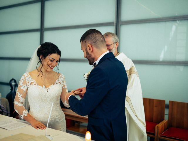 Il matrimonio di Mattia e Fabiola a Briosco, Monza e Brianza 31