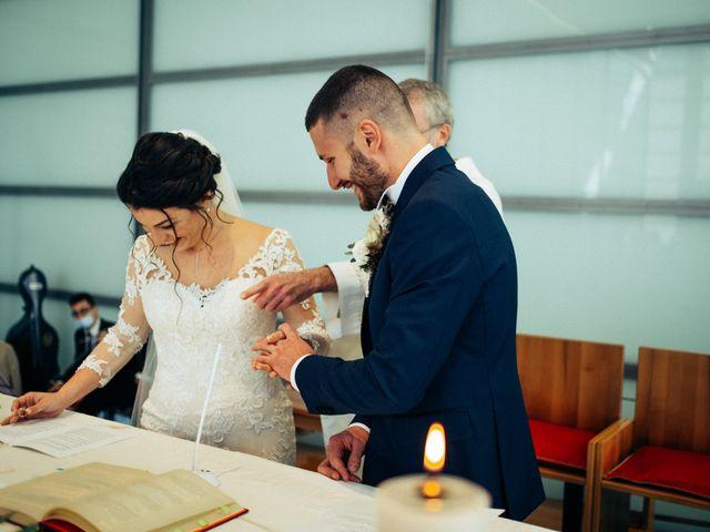 Il matrimonio di Mattia e Fabiola a Briosco, Monza e Brianza 32