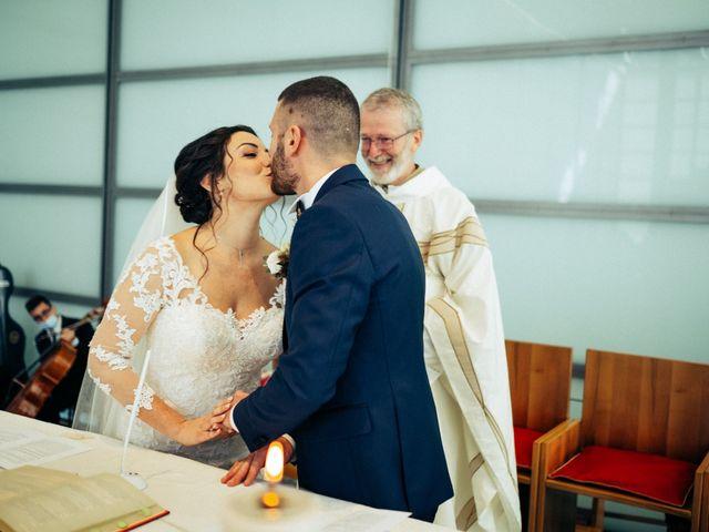 Il matrimonio di Mattia e Fabiola a Briosco, Monza e Brianza 33