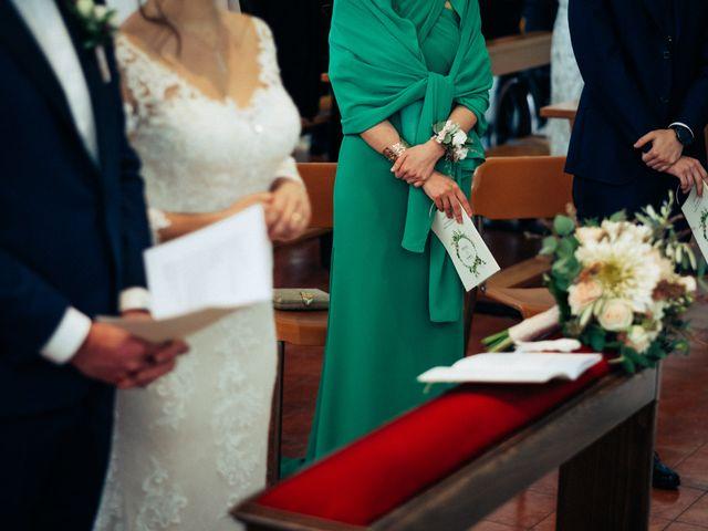 Il matrimonio di Mattia e Fabiola a Briosco, Monza e Brianza 34