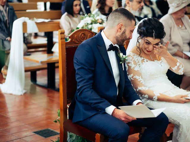 Il matrimonio di Mattia e Fabiola a Briosco, Monza e Brianza 36