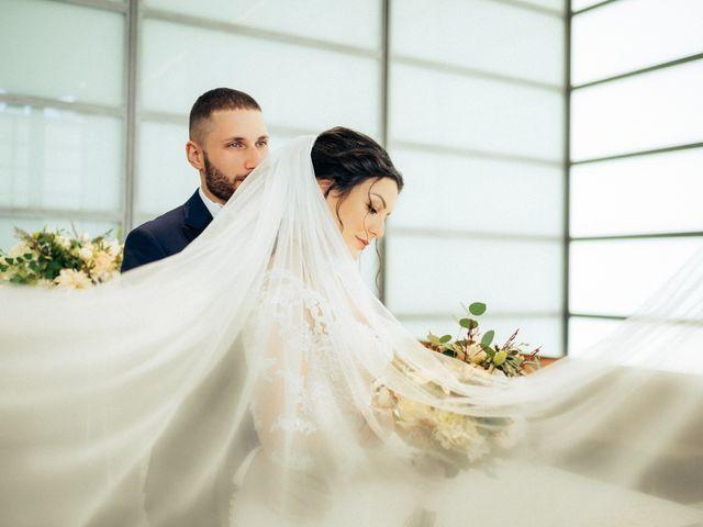 Le nozze di Fabiola e Mattia