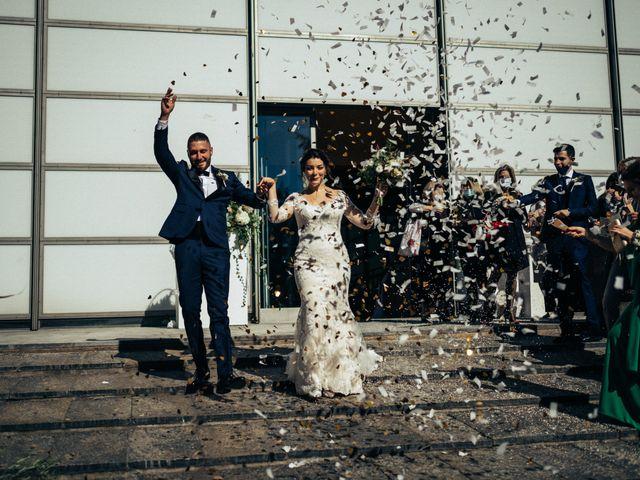 Il matrimonio di Mattia e Fabiola a Briosco, Monza e Brianza 38