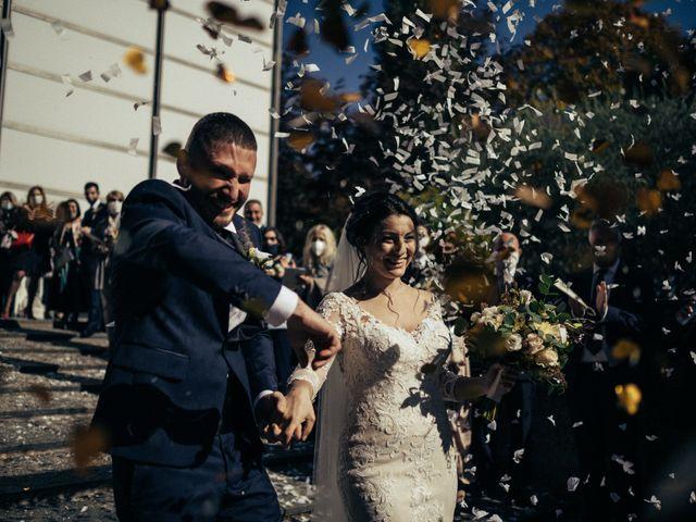 Il matrimonio di Mattia e Fabiola a Briosco, Monza e Brianza 39