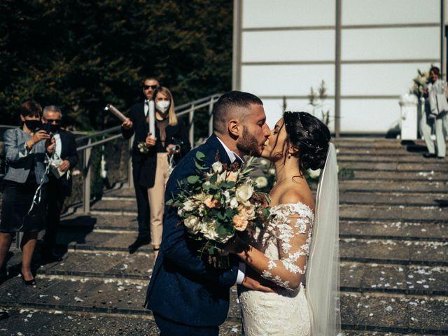 Il matrimonio di Mattia e Fabiola a Briosco, Monza e Brianza 40
