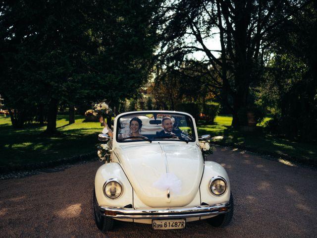 Il matrimonio di Mattia e Fabiola a Briosco, Monza e Brianza 41