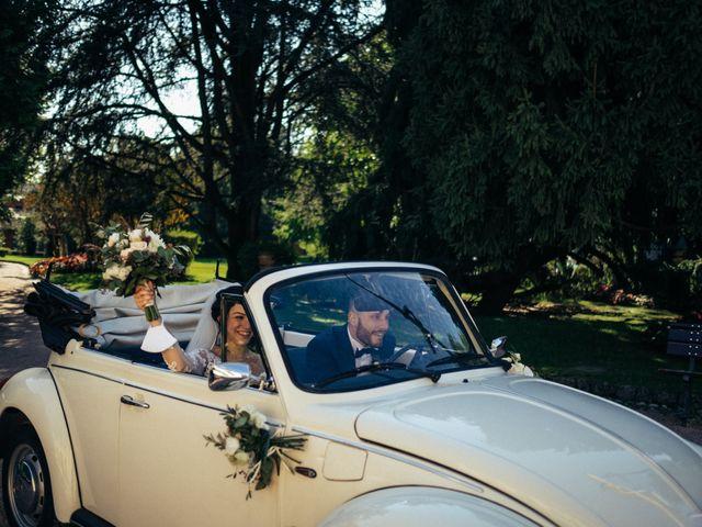 Il matrimonio di Mattia e Fabiola a Briosco, Monza e Brianza 42