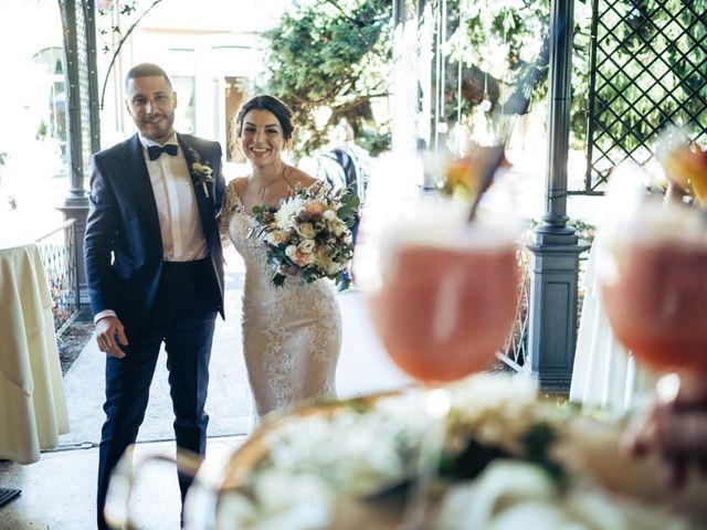 Il matrimonio di Mattia e Fabiola a Briosco, Monza e Brianza 44