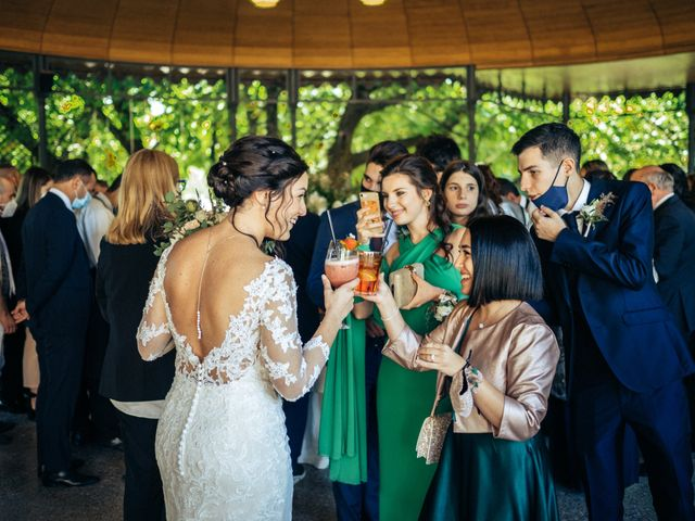 Il matrimonio di Mattia e Fabiola a Briosco, Monza e Brianza 47