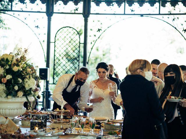 Il matrimonio di Mattia e Fabiola a Briosco, Monza e Brianza 51