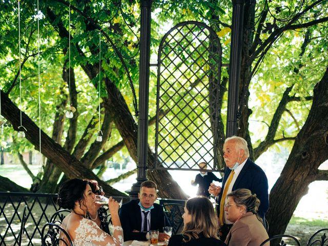Il matrimonio di Mattia e Fabiola a Briosco, Monza e Brianza 52