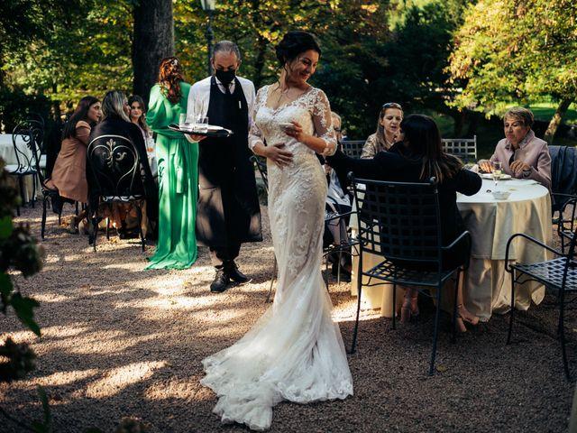 Il matrimonio di Mattia e Fabiola a Briosco, Monza e Brianza 53