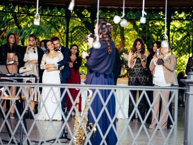 Il matrimonio di Mattia e Fabiola a Briosco, Monza e Brianza 55