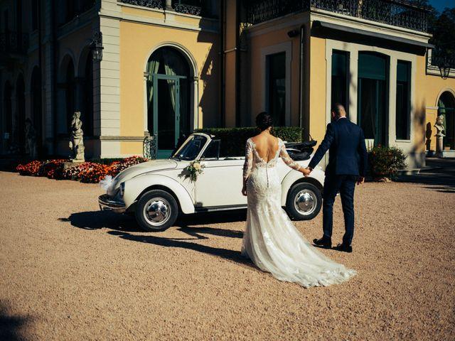Il matrimonio di Mattia e Fabiola a Briosco, Monza e Brianza 59