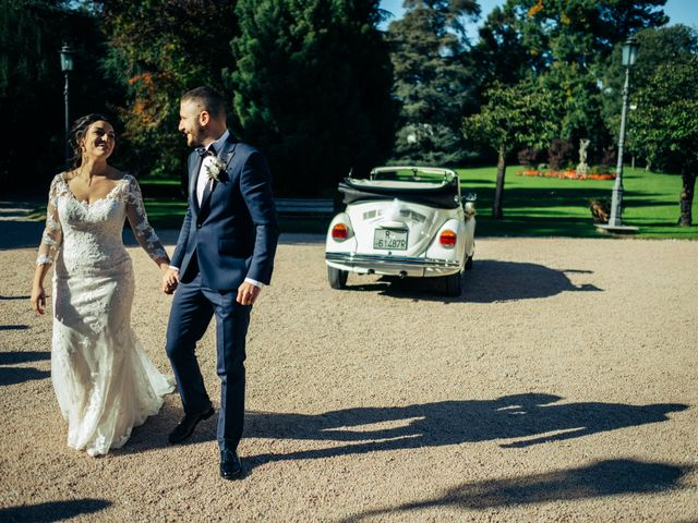 Il matrimonio di Mattia e Fabiola a Briosco, Monza e Brianza 61