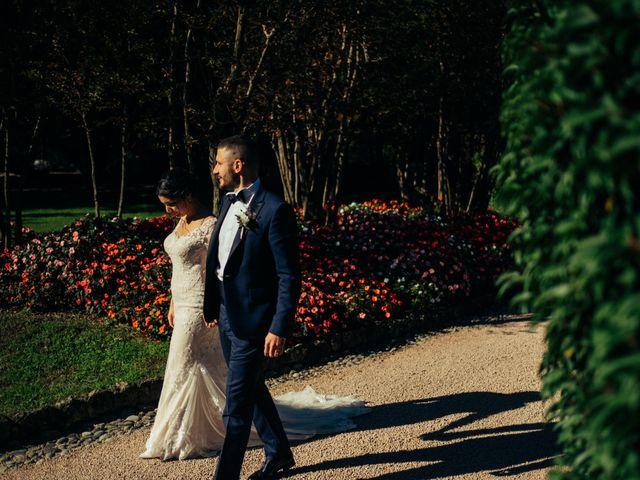 Il matrimonio di Mattia e Fabiola a Briosco, Monza e Brianza 64