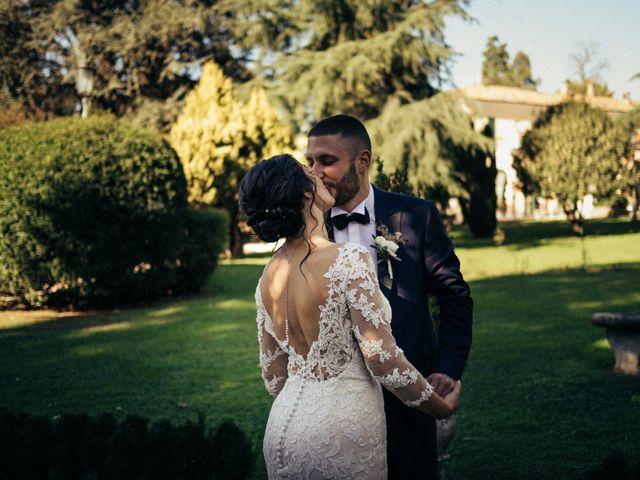Il matrimonio di Mattia e Fabiola a Briosco, Monza e Brianza 67