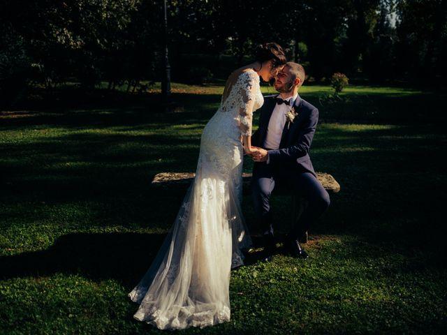 Il matrimonio di Mattia e Fabiola a Briosco, Monza e Brianza 68