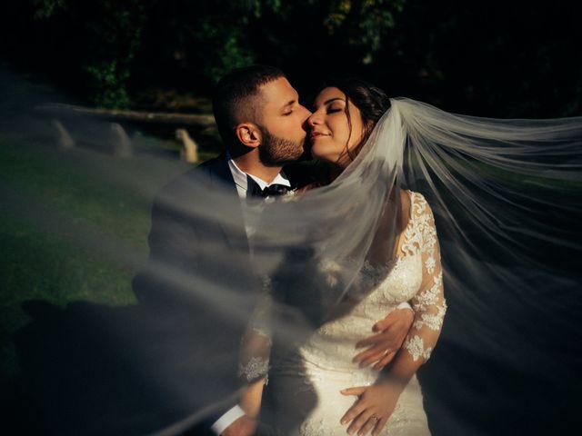 Il matrimonio di Mattia e Fabiola a Briosco, Monza e Brianza 2
