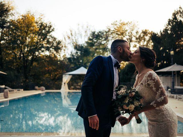Il matrimonio di Mattia e Fabiola a Briosco, Monza e Brianza 72