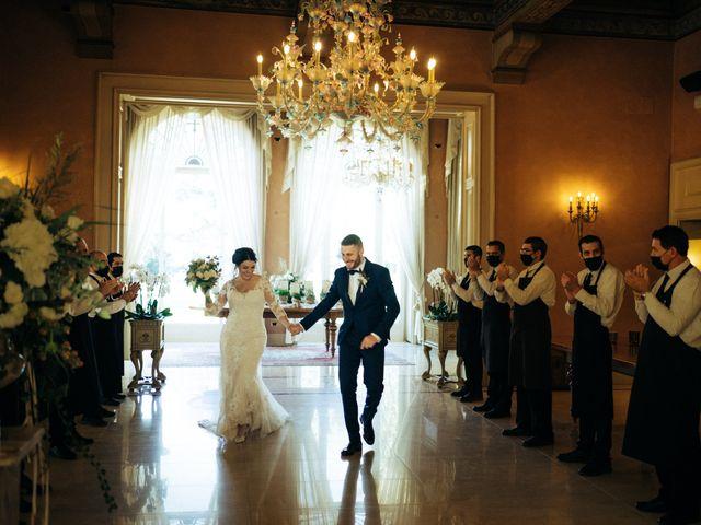 Il matrimonio di Mattia e Fabiola a Briosco, Monza e Brianza 76