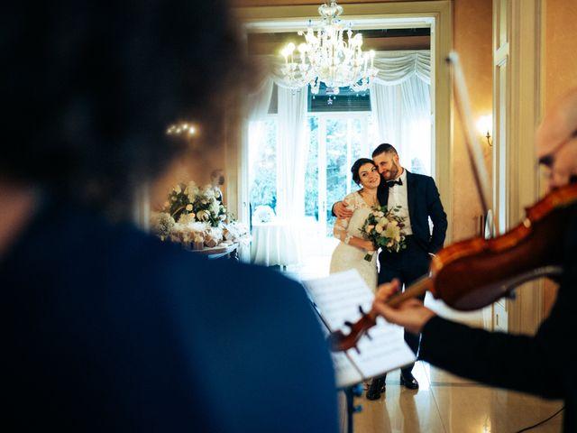 Il matrimonio di Mattia e Fabiola a Briosco, Monza e Brianza 78