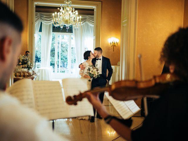 Il matrimonio di Mattia e Fabiola a Briosco, Monza e Brianza 79