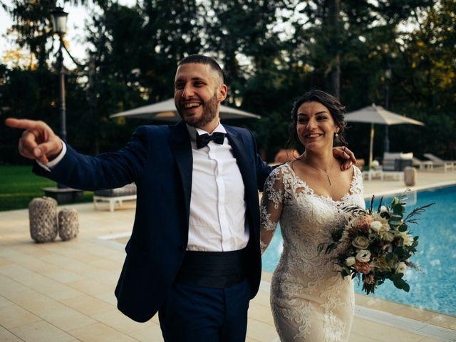 Il matrimonio di Mattia e Fabiola a Briosco, Monza e Brianza 81