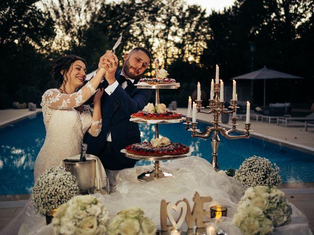Il matrimonio di Mattia e Fabiola a Briosco, Monza e Brianza 85