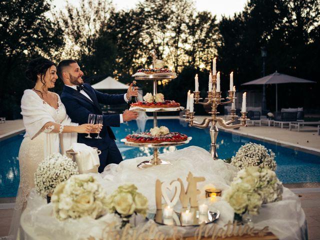 Il matrimonio di Mattia e Fabiola a Briosco, Monza e Brianza 86