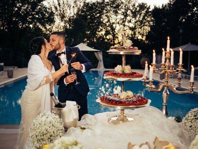 Il matrimonio di Mattia e Fabiola a Briosco, Monza e Brianza 87