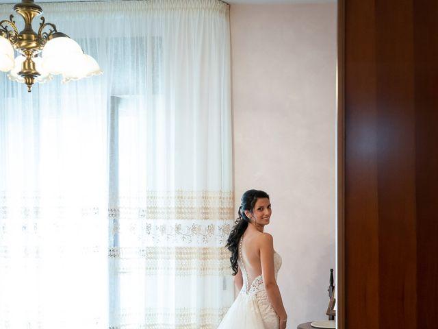 Il matrimonio di Francesca e Donato a Avigliano, Potenza 3