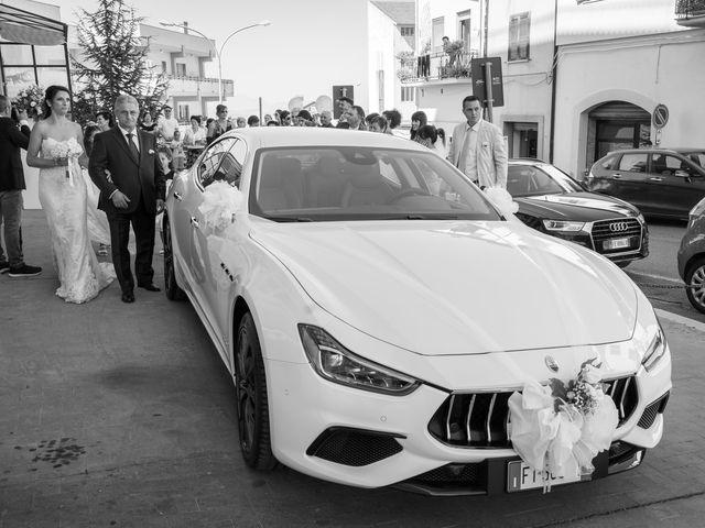 Il matrimonio di Francesca e Donato a Avigliano, Potenza 14