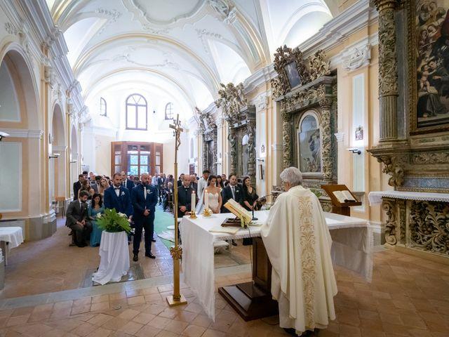 Il matrimonio di Francesca e Donato a Avigliano, Potenza 15