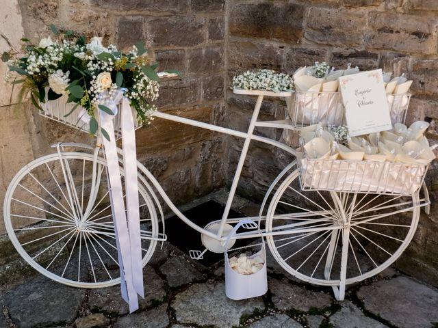 Il matrimonio di Eugenio e Chiara a Spinone al Lago, Bergamo 5