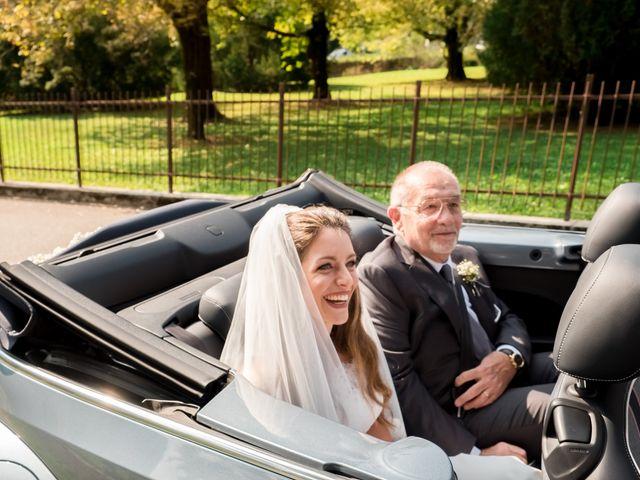 Il matrimonio di Eugenio e Chiara a Spinone al Lago, Bergamo 6