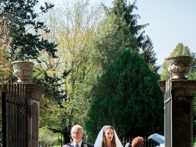 Il matrimonio di Eugenio e Chiara a Spinone al Lago, Bergamo 8
